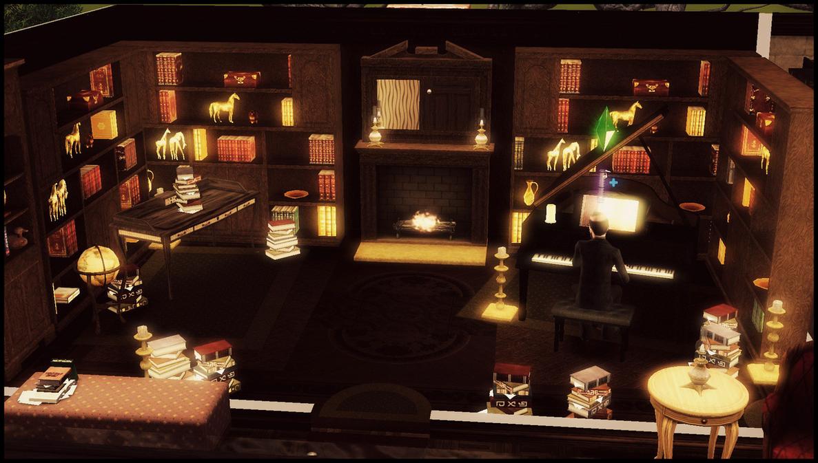 Luigi S Mansion Moon Room