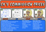 C.K.'s Commission Prices (CLOSED)