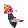 Princess Bubblegum Icon by altryturtle