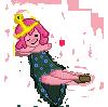 Princess Bubblegum Icon by altryturtle