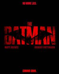 'The Batman (2022)' - Custom Poster
