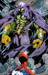 Green Goblin (Norman Osborn) | IHasFins Redesign