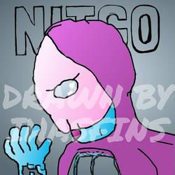 Nitgo Fanart (Watermark-Free Versions in Download)