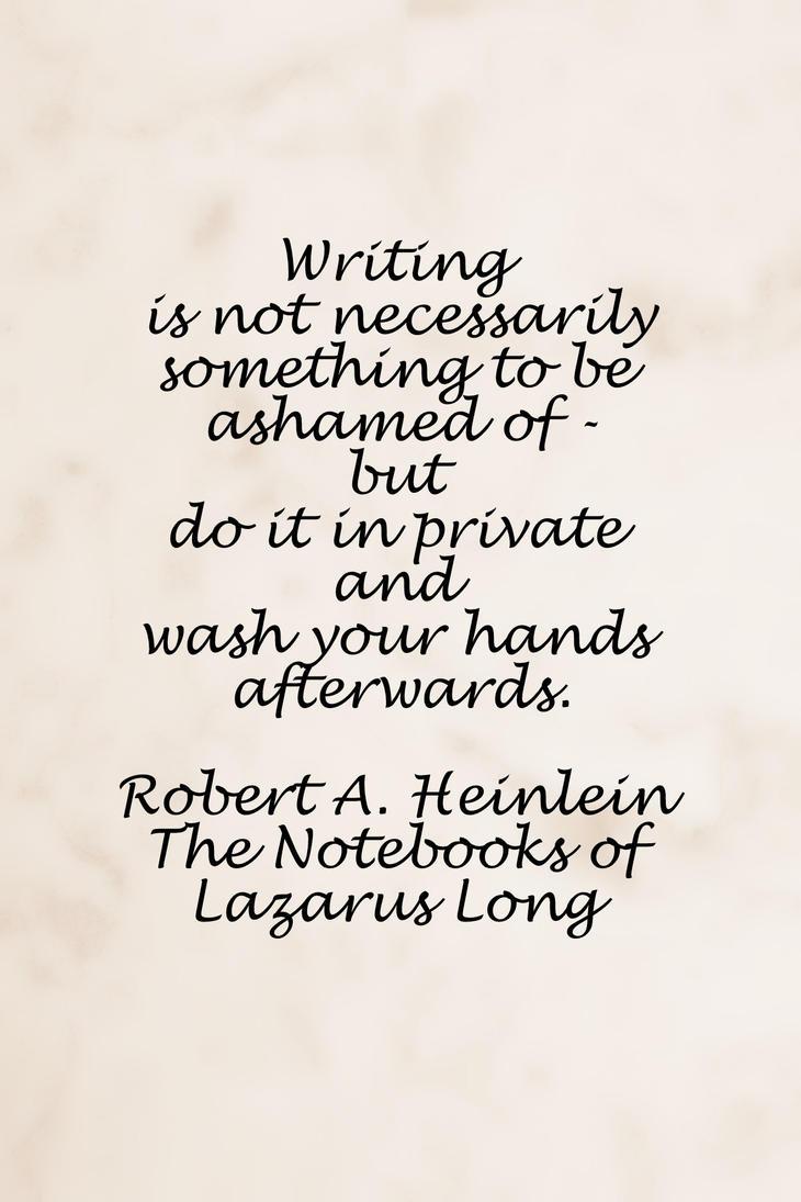 Robert A. Heinlein 12122014 005742 by wordboy