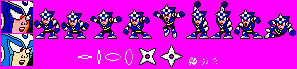 ShadowMan Sega Master System style