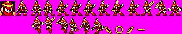 RingMan in Sega Master System style