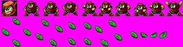 WoodMan in Sega Master System style by legorulez49