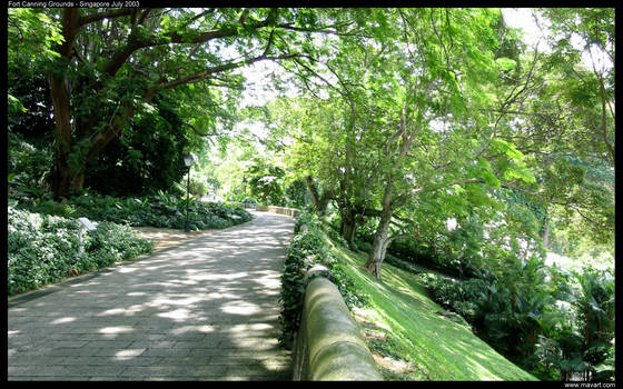 Fort Canning Grounds