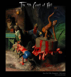 The Fourth Court of Hell