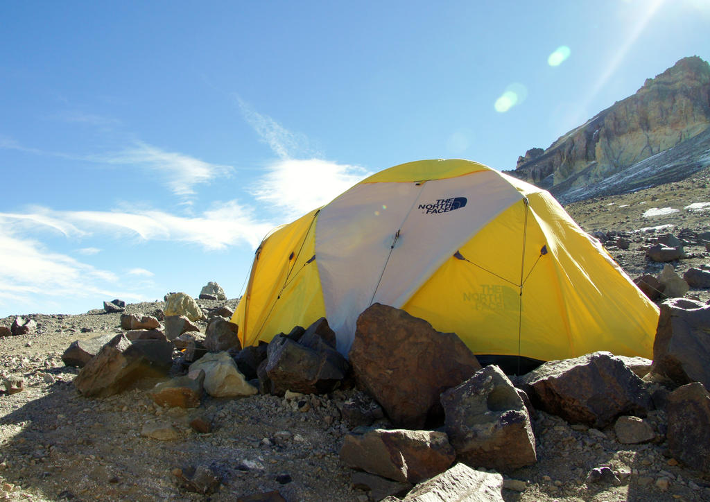 Camp 2 Aconcagua by terex0976