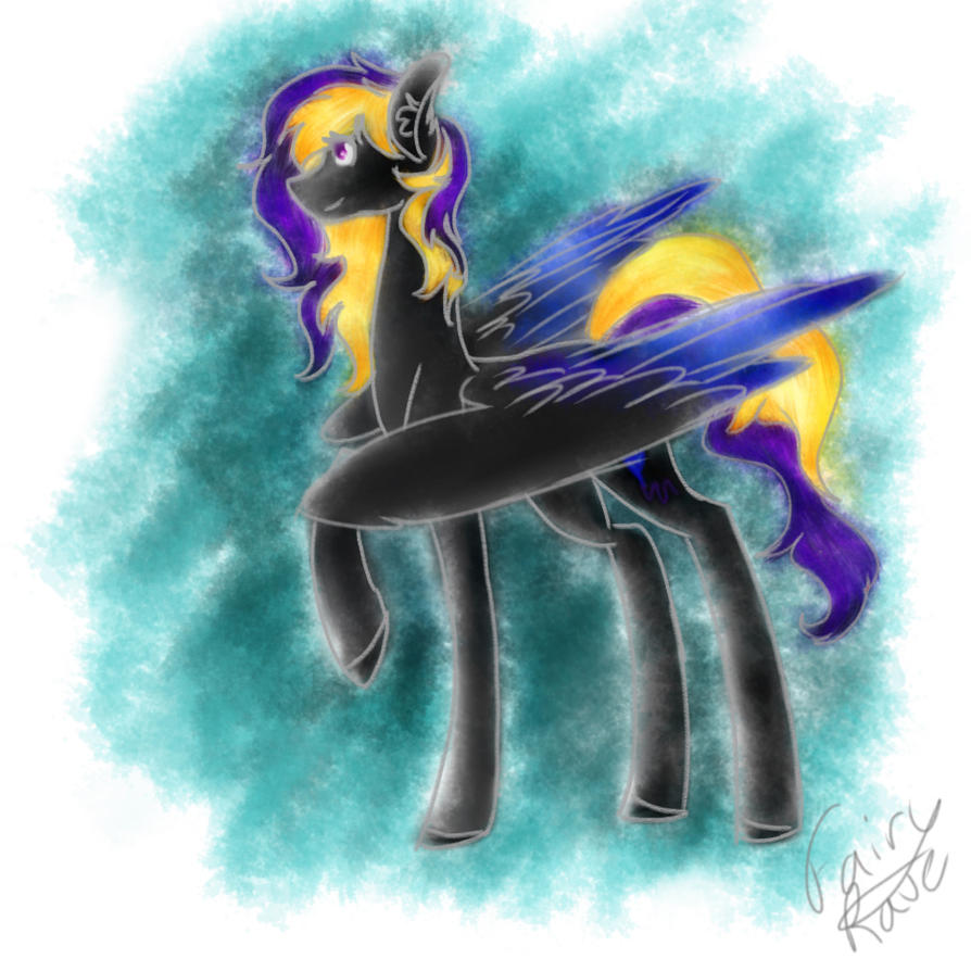 Dusk_Writer - Request by FairyRave