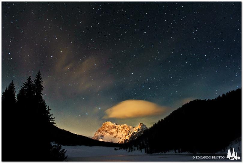 Starry night by e-edo
