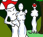 Brides of the mycanoid