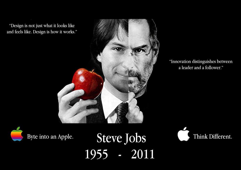 Steve Jobs by Only4sookie