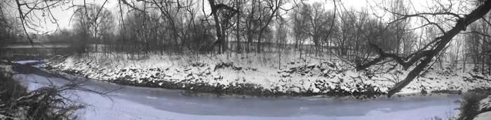 Vermillion river by art-overflow
