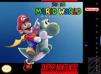 Super Mario World World by mewgynewgy
