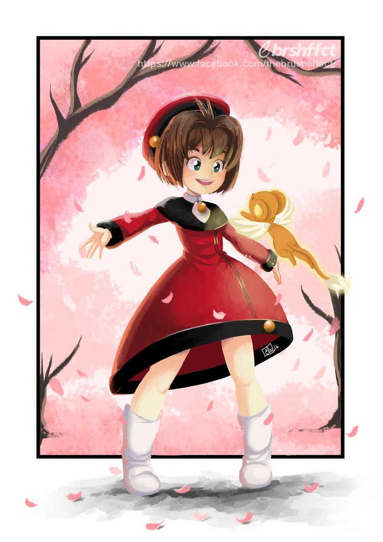 Sakura Card Captor by pachaline