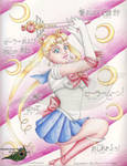 Fan Art - Sailor Moon - 2008