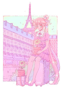 Hoshi in Paris