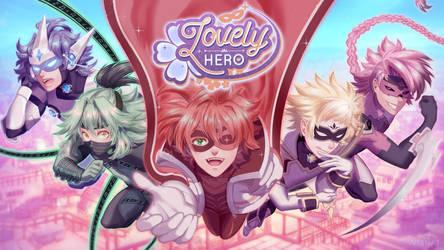 Lovely Hero - Otome Game