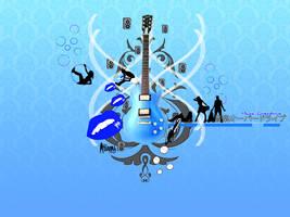 Music Overdrive by ViaQueenz