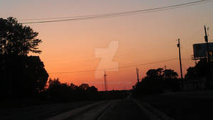 Texas Country Sunset 2.1