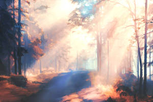 Forest by PodaViktor-SK