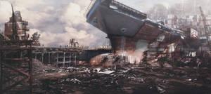Noah's Ark by PodaViktor-SK