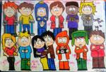 South Park Sixteen