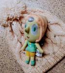 Mini Pearl Plush by YesiEguia