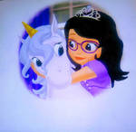 Disneyfied Princess Yesenia by YesiEguia