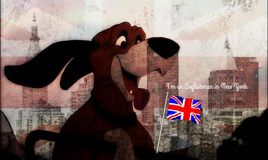 I'm an Englishman in New York. by b3tt3rd1g2 on DeviantArt
