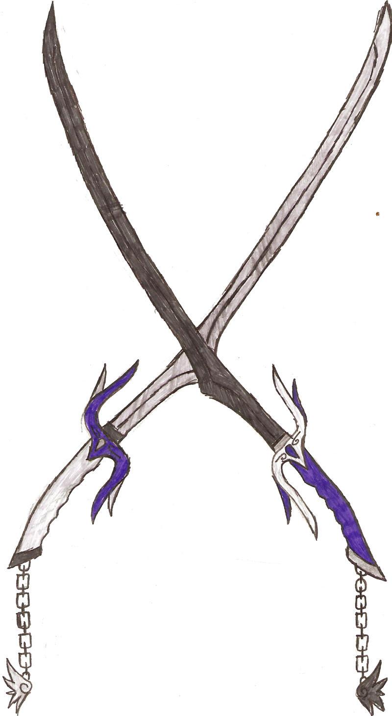 Alexiel's swords by alexielshadowangel on DeviantArt