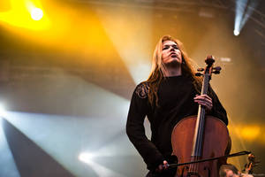 Apocalyptica at SOA II by onkami