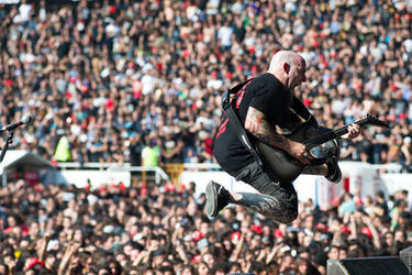 Anthrax - Scott Ian by onkami
