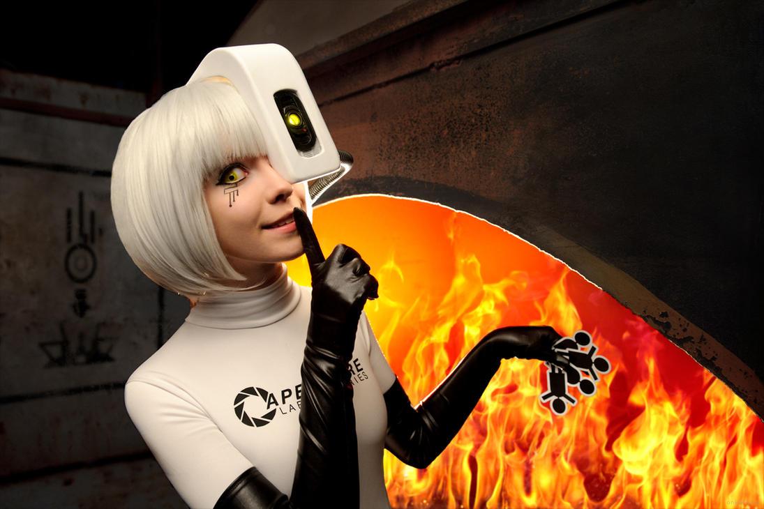 Portal 2: I. Will. Not. Kill. You by onkami