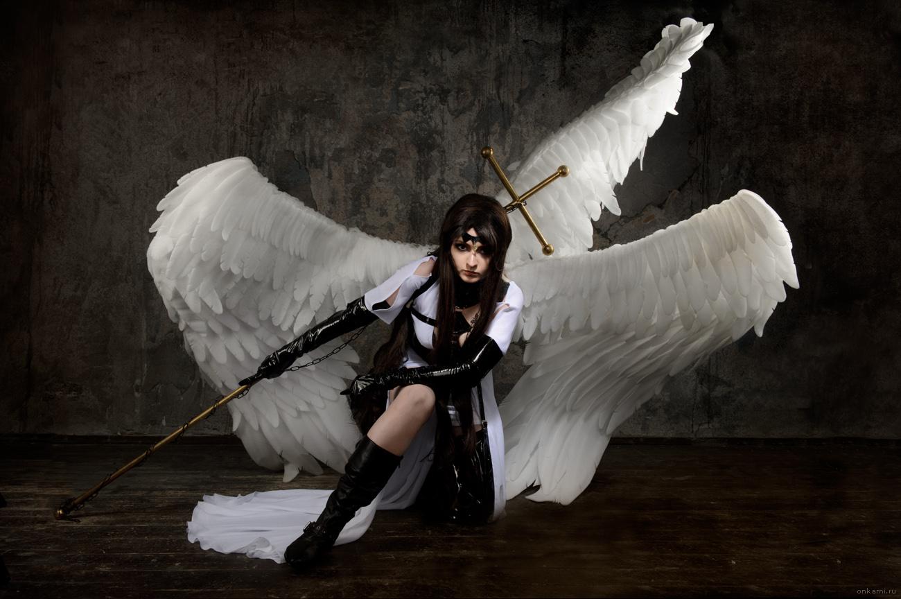 Alexiel from Angel Sanctuary by onkami
