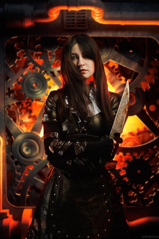 Alice: Madness Returns by onkami