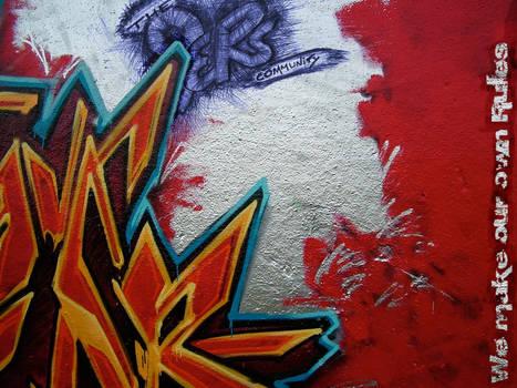 9ers graffiti