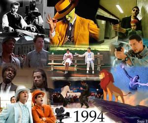 1994 Movies by kraken626