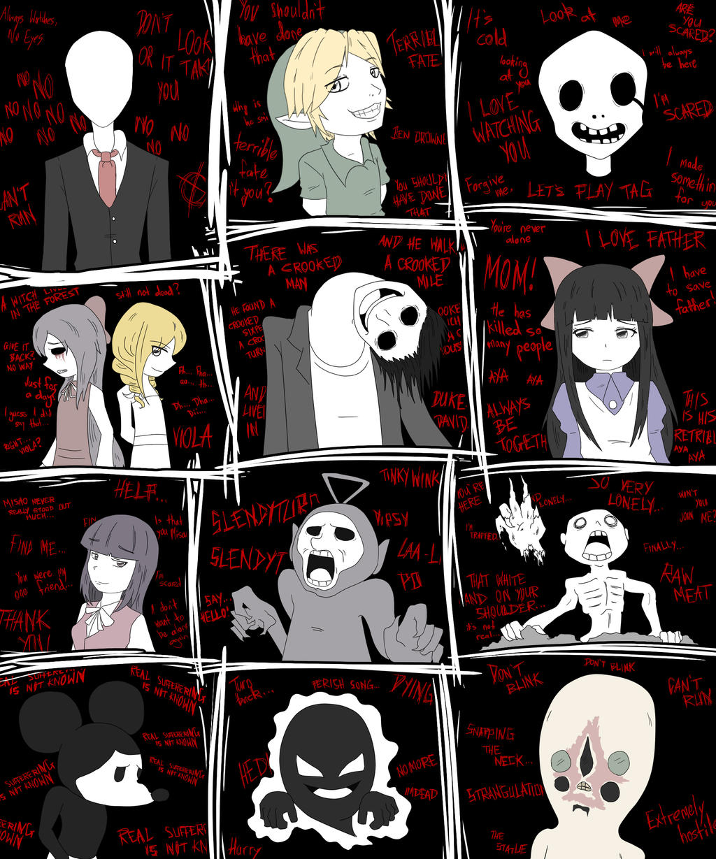 Choose Your Nightmare by J-RuIVI on DeviantArt