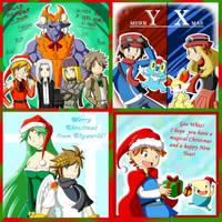 Christmas Compilation 2013 by J-RuIVI