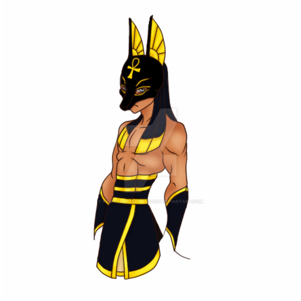 anubis costume uk