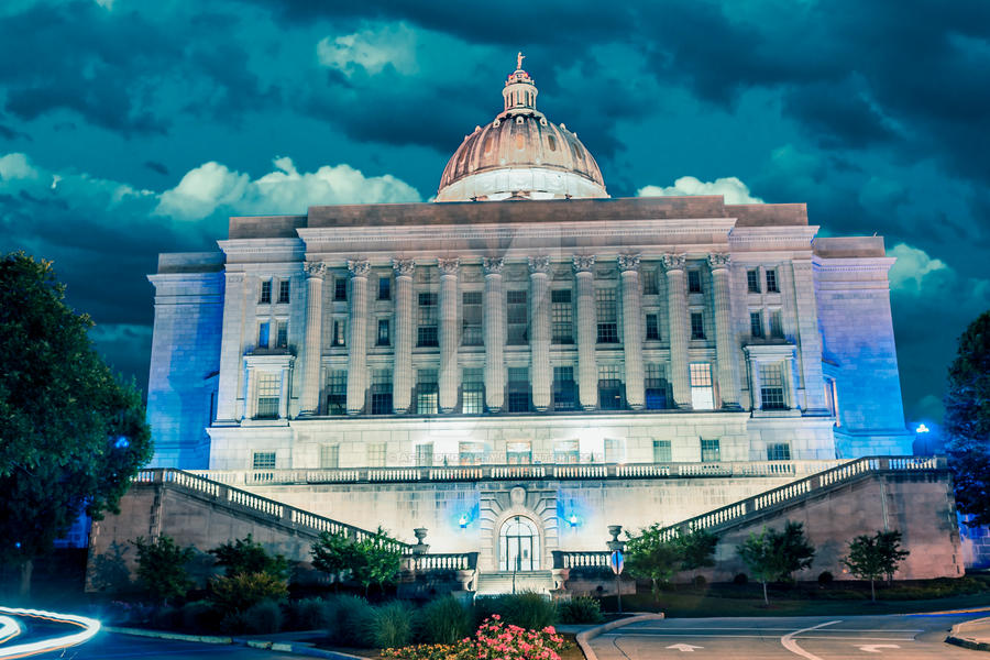 Missouri State Capital by AF-Photgraphy