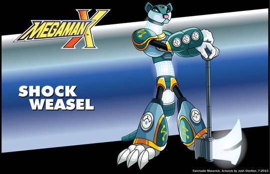 MMX Fan Maverick - Shock Weasel