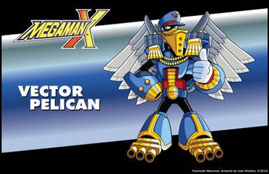 MMX Fan Maverick - Vector Pelican