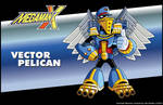 MMX Fan Maverick - Vector Pelican