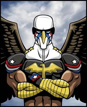 U.S. Eagle fanart
