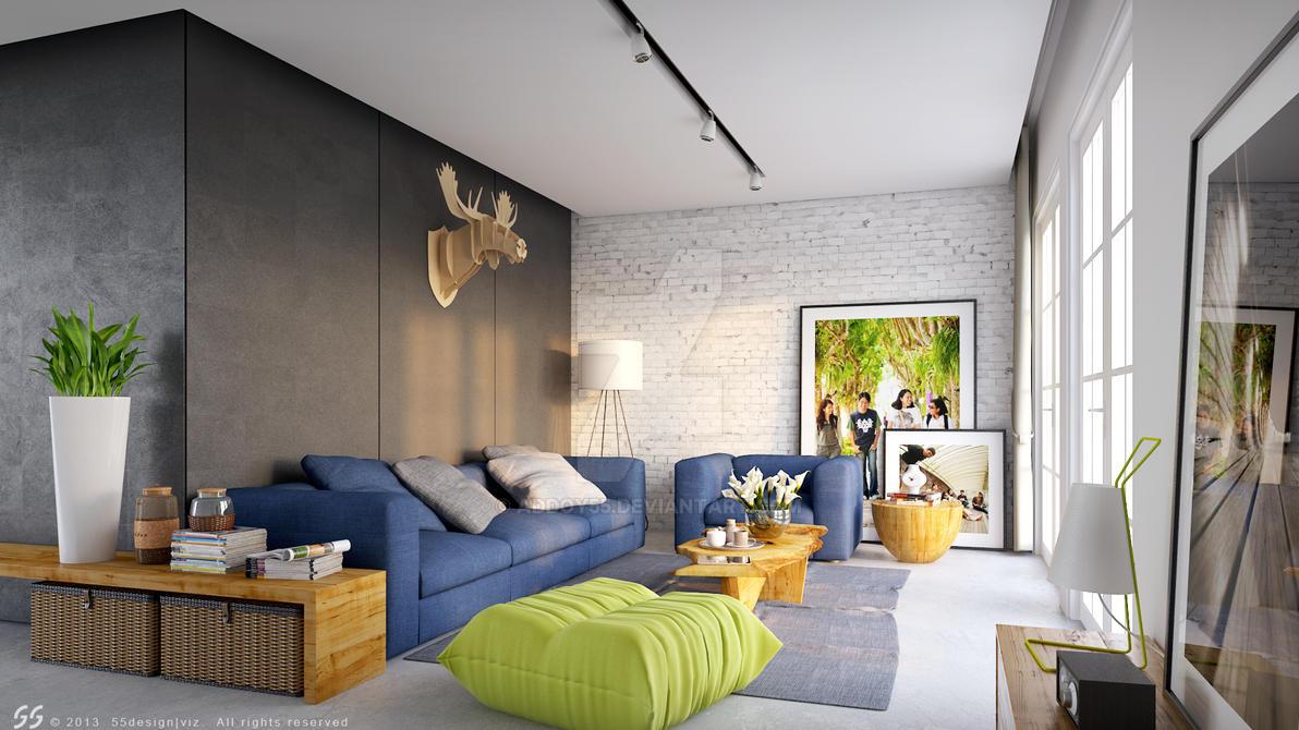 Livingroom Ss By Addoy55 On Deviantart