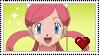 stamp: nurse joy by NozomiSusumu